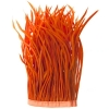 Goose Feather Biots Strung 6-8in 30g Orange (22in)